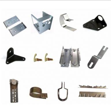Custom marinetime metalen lassen bootplankbeugels