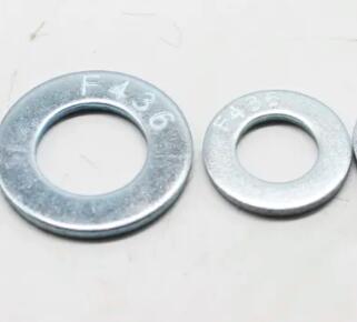 F436-structurele ring zink hdg mech verzinkt