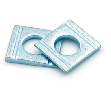 Koolstofstalen vierkante wigvormige ring
