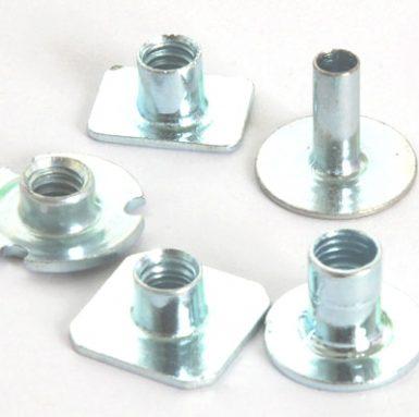 Platte lasmoer koolstofstaal zink